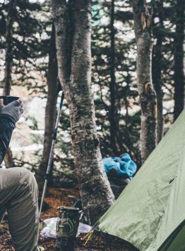 Machen Sie Ferien zuhause - wie wäre es mit Campingferien?