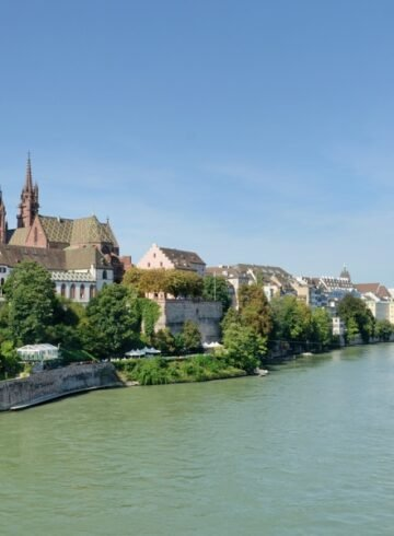 Machen Sie Ferien zuhause, zum Beispiel in Basel.