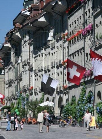 Machen Sie Ferien zuhause, zum Beispiel in der Hauptstadt Bern.