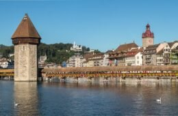 Machen Sie Ferien zuhause, zum Beispiel in Luzern.