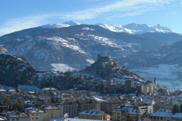 Machen Sie Ferien zuhause, zum Beispiel im Wallis.