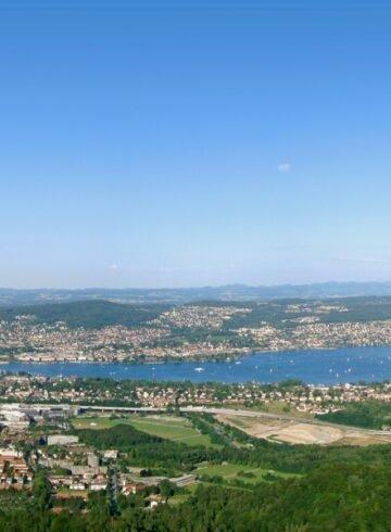Machen Sie Ferien zuhause, zum Beispiel in Zürich.